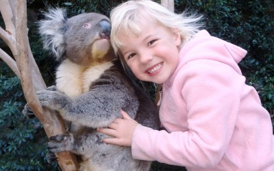 Fun Family Day out at Shoalhaven Zoo