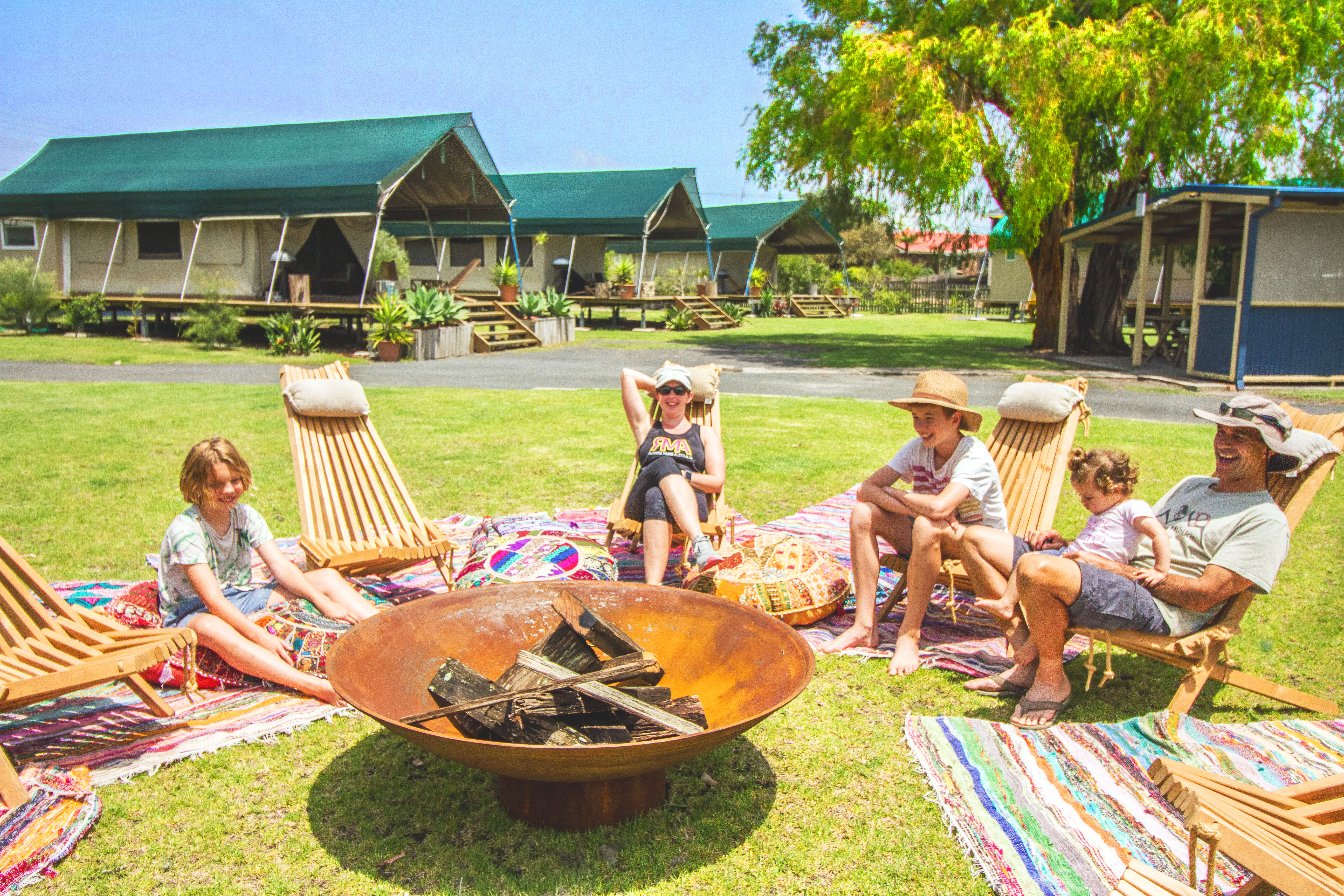 Boat Hire and free bikes for guesta at South Coast Retreat, Angler's Rest
