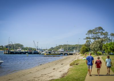 Greenwell Point foreshore