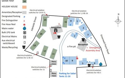 SCR Services Map